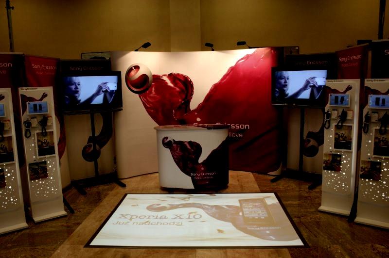 System interaktywnej podłogi iFloor – dobry pomysł na aranżację